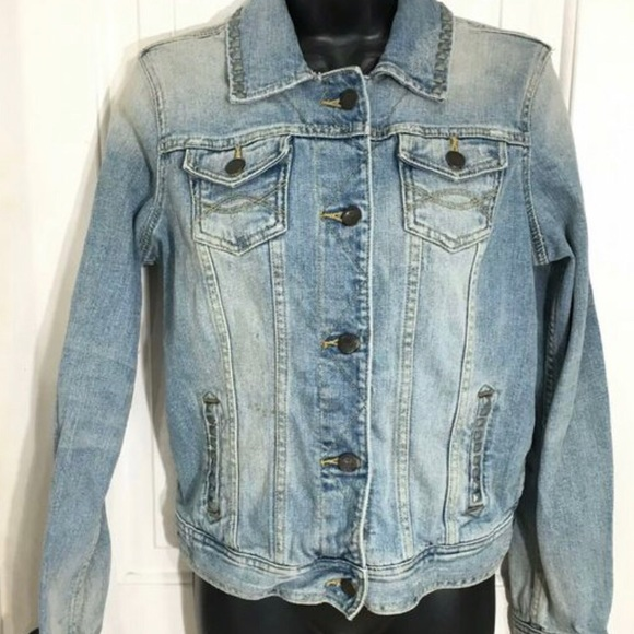 Abercrombie & Fitch Jean Jacket Women's